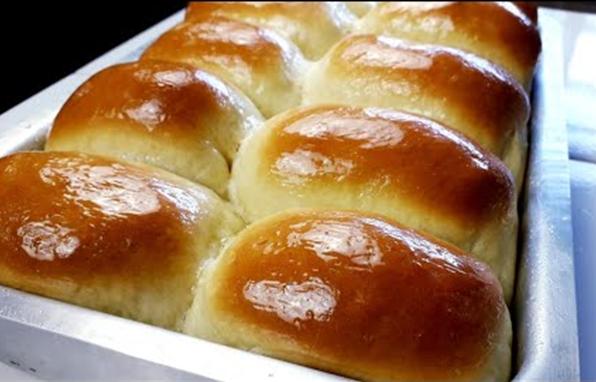 Pão Caseiro Super Simples Feito na Batedeira