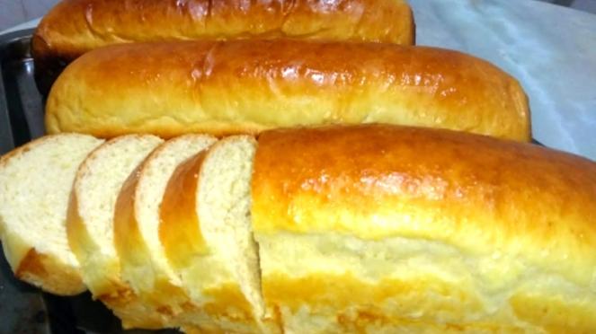Pão de Leite Caseiro Fofinho e Delicioso
