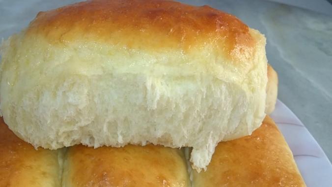 Como fazer Pãozinho Caseiro Fofinho para Iniciante