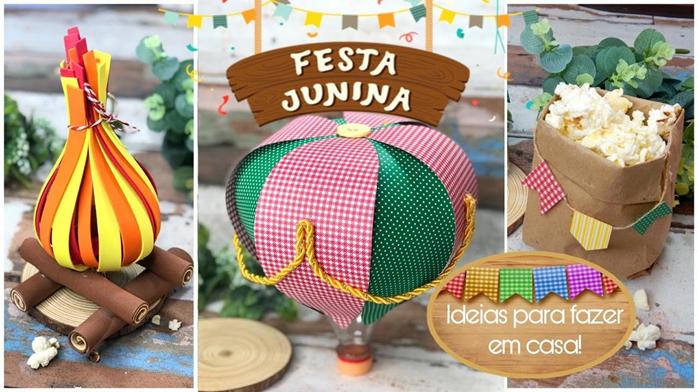 Ideias para Comemorar a Festa Junina em Casa