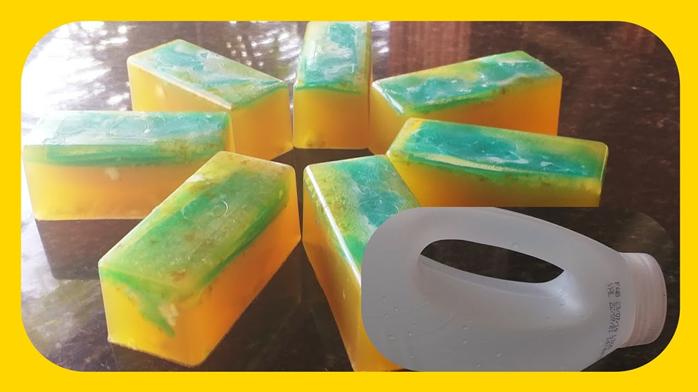 Sabão de Limão – Lava Louças e Tira Mal Odor das Roupas